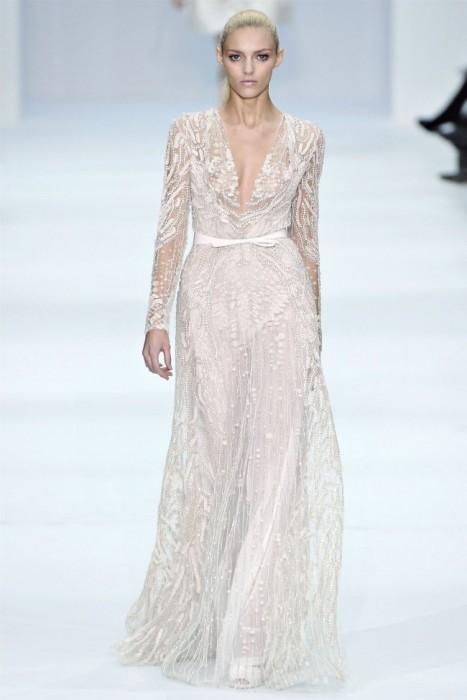 Elie Saab Spring 2012 Couture   Paris Haute Couture