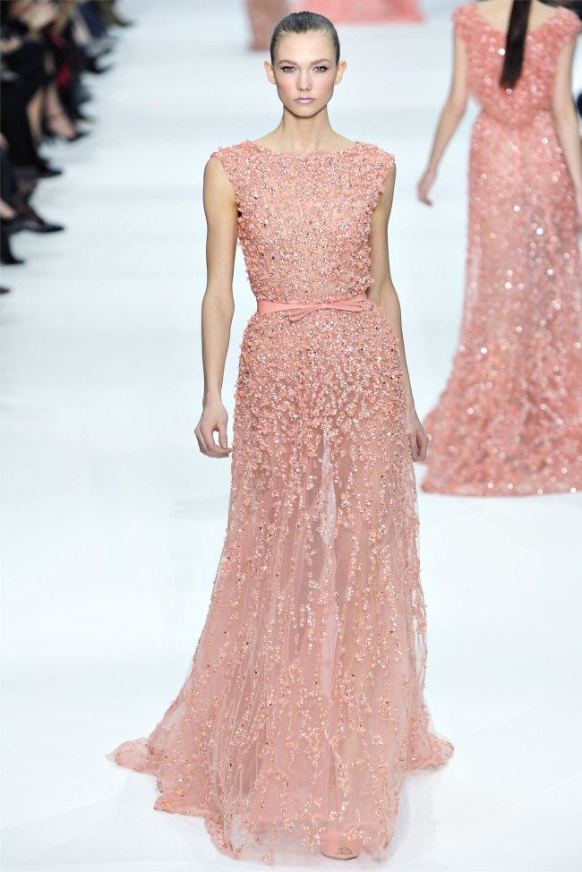 Elie saab spring 2012 couture paris haute couture for Haute couture red