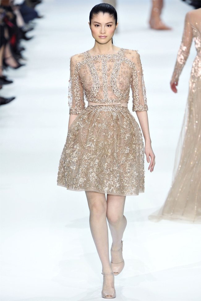 Elie Saab Spring 2012 Couture - Paris Haute Couture