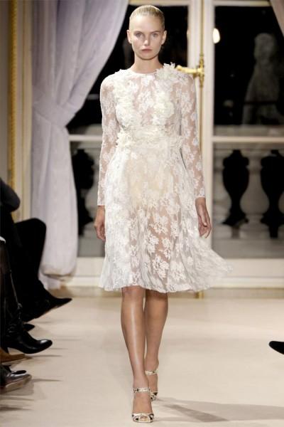 Giambattista Valli Spring 2012 Couture | Paris Haute Couture