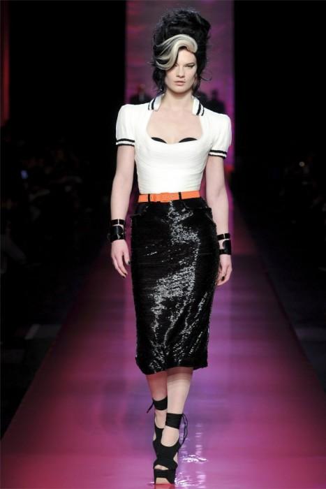 Jean Paul Gaultier Spring 2012 Couture   Paris Haute Couture