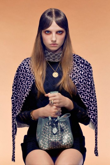 Appoline by Isabelle Chapuis for <em>Citizen K</em> Winter 2011/2012