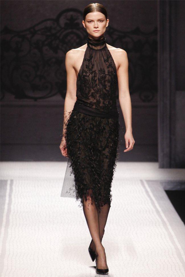 Alberta Ferretti Fall 2012   Milan Fashion Week
