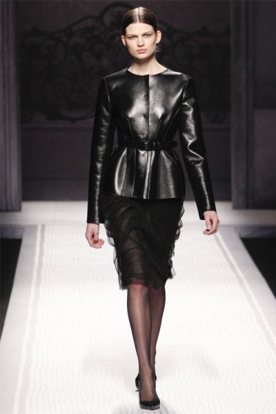 alberta ferretti19 400x600 Alberta Ferretti Fall 2012 | Milan Fashion Week