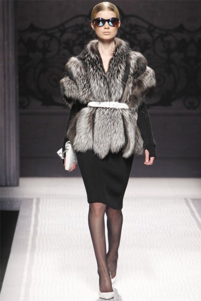 alberta ferretti7 400x600 Alberta Ferretti Fall 2012 | Milan Fashion Week