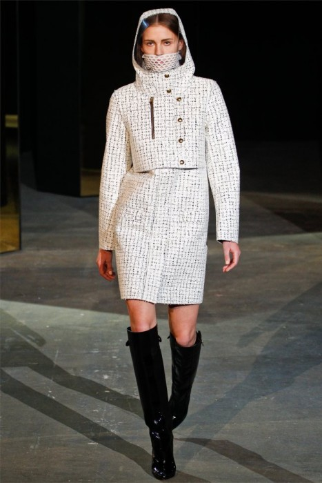 Alexander Wang Fall 2012   New York Fashion Week