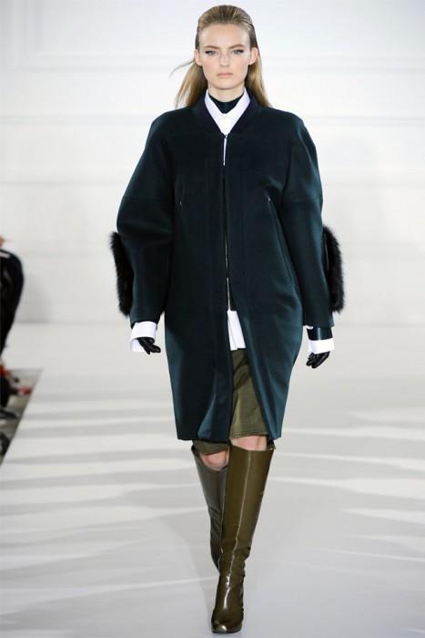Aquascutum Fall 2012 | London Fashion Week
