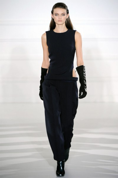 Aquascutum Fall 2012   London Fashion Week