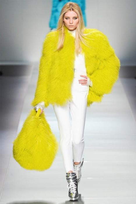 Blumarine Fall 2012   Milan Fashion Week