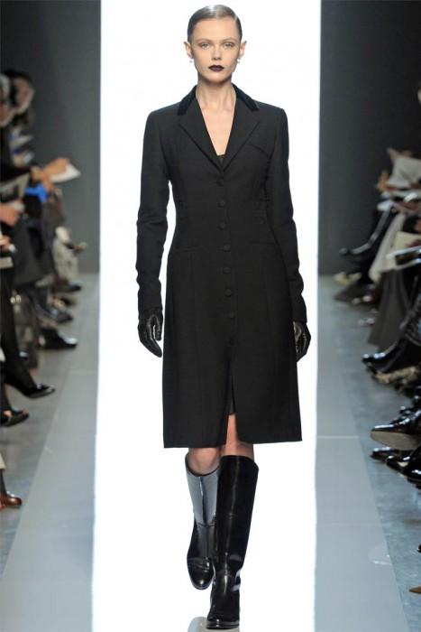 Bottega Veneta Fall 2012   Milan Fashion Week