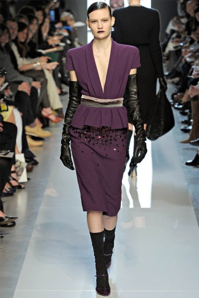 bottega veneta19 400x600 Bottega Veneta Fall 2012 | Milan Fashion Week