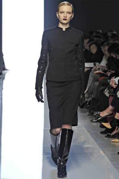 bottega veneta2 400x600 Bottega Veneta Fall 2012 | Milan Fashion Week