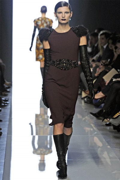 bottega veneta26 400x600 Bottega Veneta Fall 2012 | Milan Fashion Week