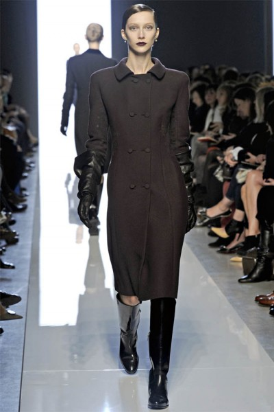 bottega veneta4 400x600 Bottega Veneta Fall 2012 | Milan Fashion Week