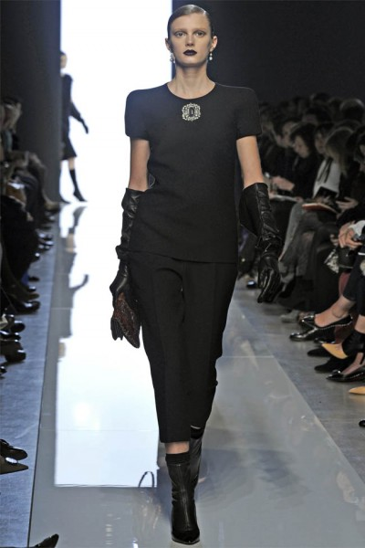 bottega veneta8 400x600 Bottega Veneta Fall 2012 | Milan Fashion Week