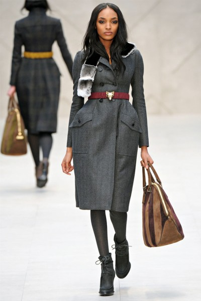 burberry6 400x600 Burberry Fall 2012 | London Fashion Week