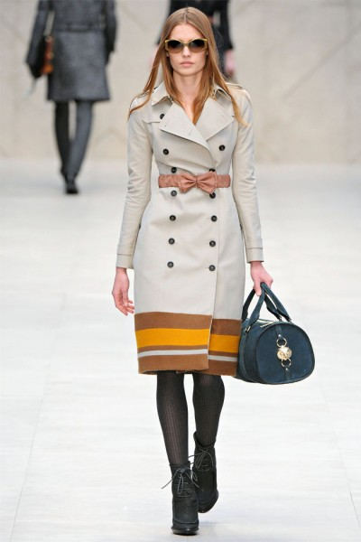 burberry8 400x600 Burberry Fall 2012 | London Fashion Week