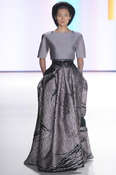 carolina herrera29 400x600 Carolina Herrera Fall 2012 | New York Fashion Week