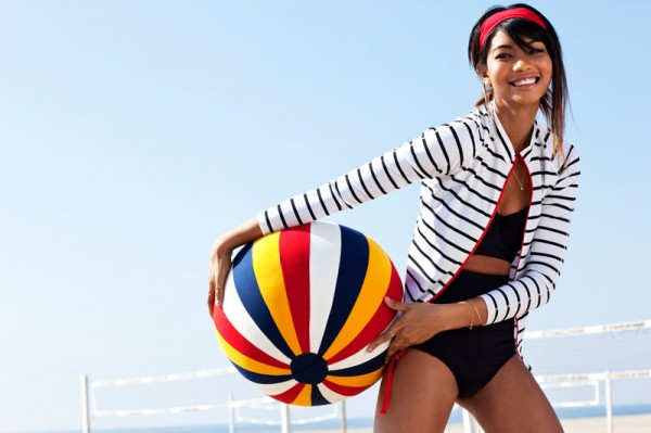 Chanel Iman by Kayt Jones for Foam May 2012