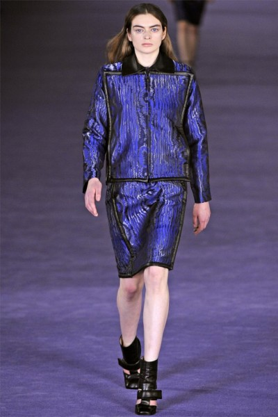 christopher kane11 400x600 Christopher Kane Fall 2012 | London Fashion Week