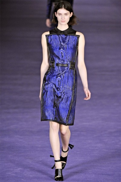 christopher kane12 400x600 Christopher Kane Fall 2012 | London Fashion Week