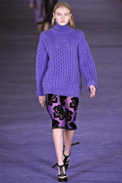 christopher kane18 400x600 Christopher Kane Fall 2012 | London Fashion Week