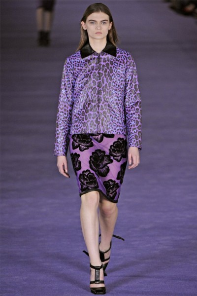 christopher kane20 400x600 Christopher Kane Fall 2012 | London Fashion Week