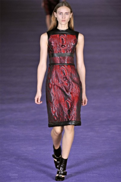 christopher kane22 400x600 Christopher Kane Fall 2012 | London Fashion Week