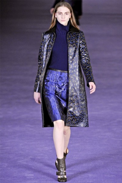 christopher kane9 400x600 Christopher Kane Fall 2012 | London Fashion Week