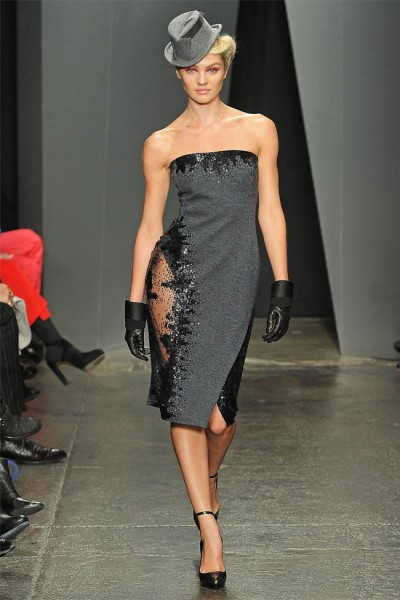 donna karan15 400x600 Donna Karan Fall 2012 | New York Fashion Week