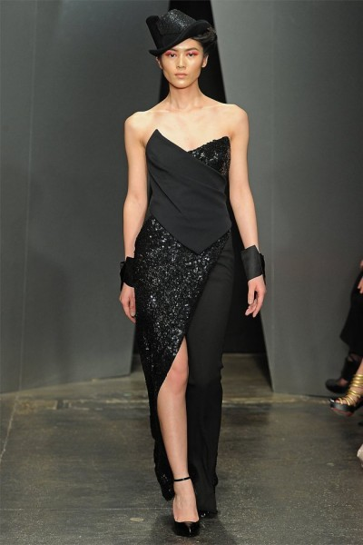 donna karan37 400x600 Donna Karan Fall 2012 | New York Fashion Week