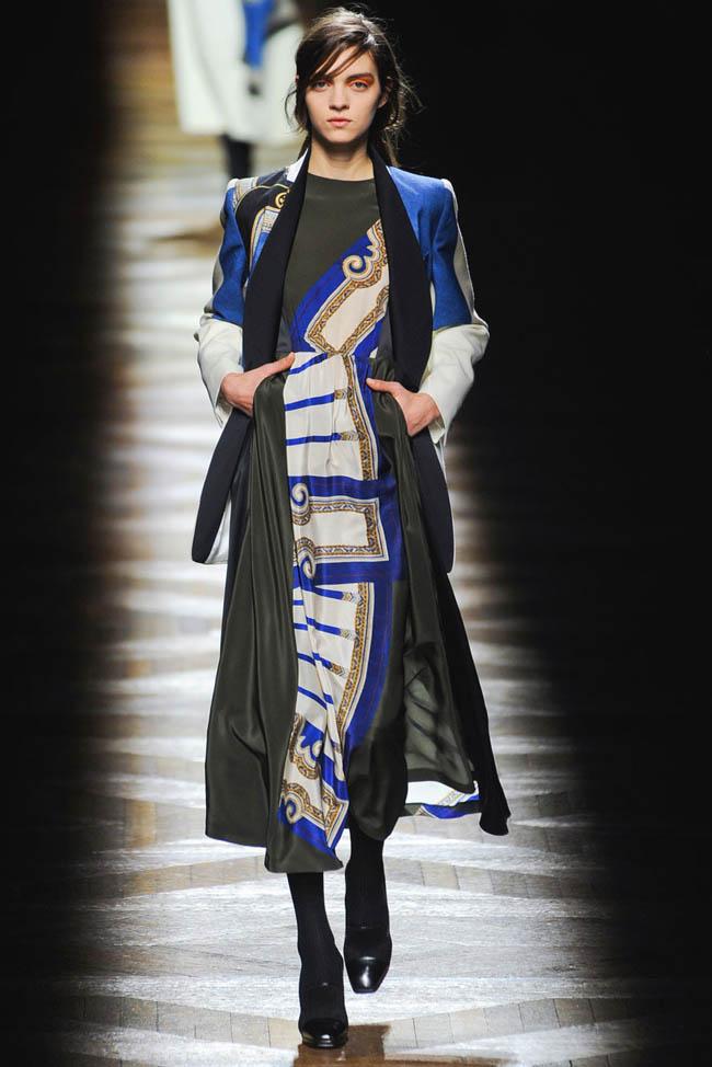 Dries Van Noten Fall 2012   Paris Fashion Week