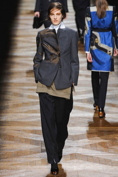 dries van noten11 400x600 Dries Van Noten Fall 2012 | Paris Fashion Week