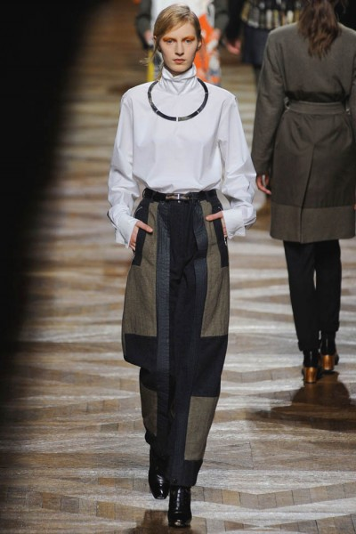 dries van noten18 400x600 Dries Van Noten Fall 2012 | Paris Fashion Week