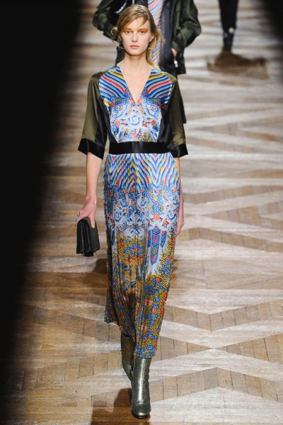 dries van noten27 400x600 Dries Van Noten Fall 2012 | Paris Fashion Week