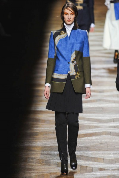 dries van noten5 400x600 Dries Van Noten Fall 2012 | Paris Fashion Week