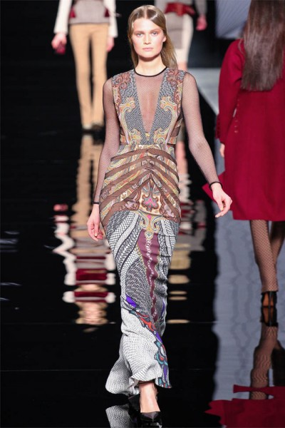 etro14 400x600 Etro Fall 2012 | Milan Fashion Week