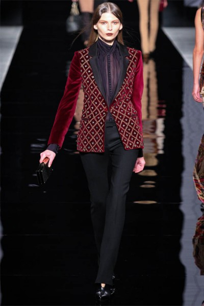 etro17 400x600 Etro Fall 2012 | Milan Fashion Week