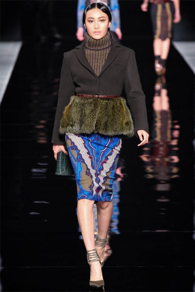 etro21 400x600 Etro Fall 2012 | Milan Fashion Week