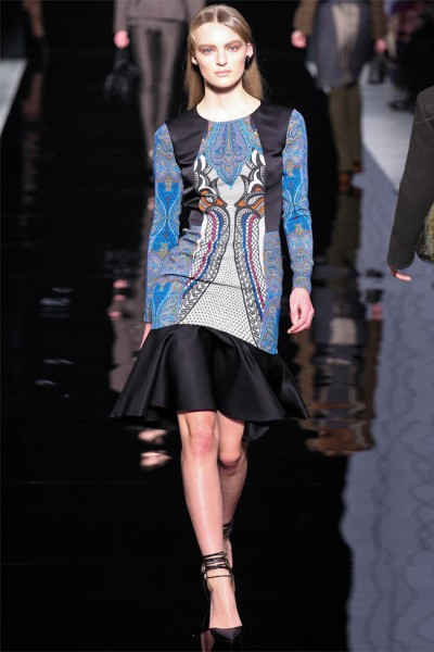 etro22 400x600 Etro Fall 2012 | Milan Fashion Week