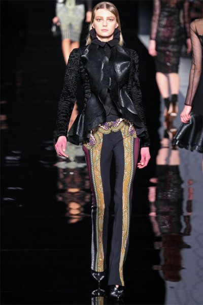 etro41 400x600 Etro Fall 2012 | Milan Fashion Week