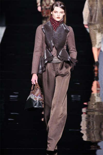 etro8 400x600 Etro Fall 2012 | Milan Fashion Week