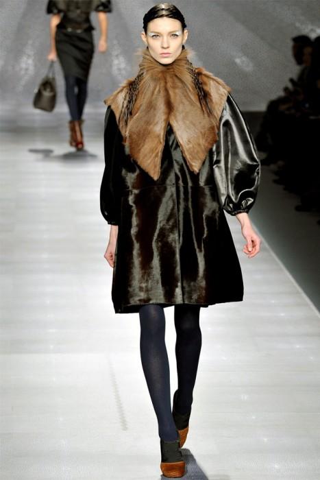 Fendi Fall 2012   Milan Fashion Week