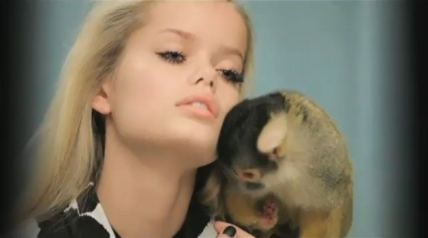 Film | Frida Aasen by Sean & Seng for Dazed & Confused