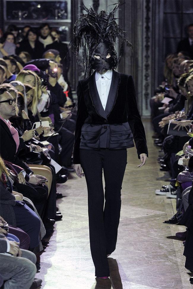Giles Fall 2012 | London Fashion Week