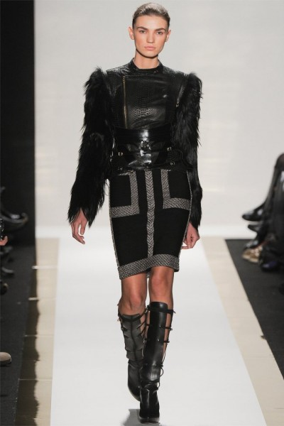 herve leger11 400x600 Herve Leger by Max Azria Fall 2012 | New York Fashion Week