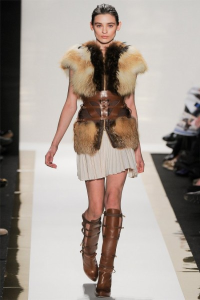 herve leger111 400x600 Herve Leger by Max Azria Fall 2012 | New York Fashion Week