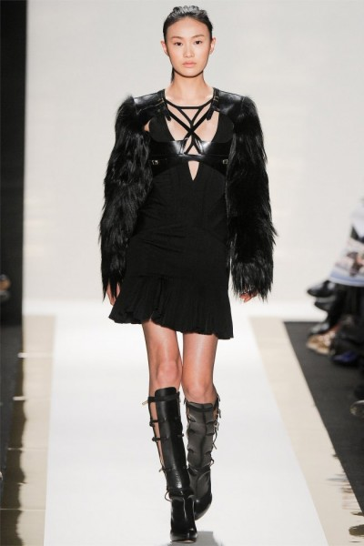 herve leger12 400x600 Herve Leger by Max Azria Fall 2012 | New York Fashion Week