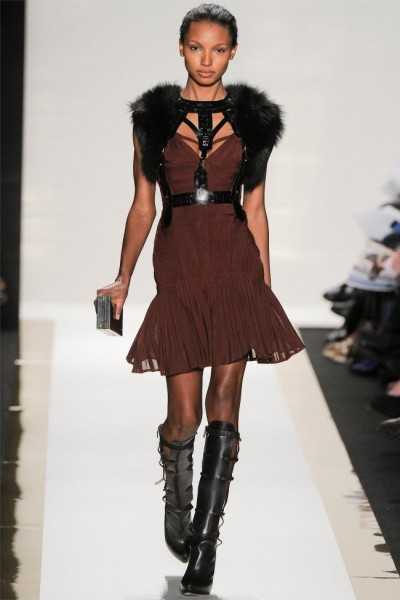 herve leger14 400x600 Herve Leger by Max Azria Fall 2012 | New York Fashion Week