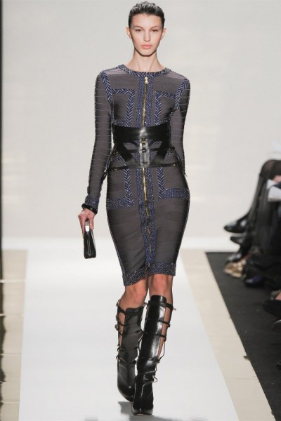 herve leger2 400x600 Herve Leger by Max Azria Fall 2012 | New York Fashion Week